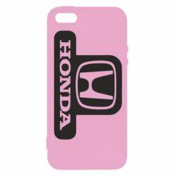 Чехол для iPhone5/5S/SE Honda Stik