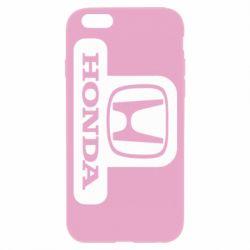 Чехол для iPhone 6/6S Honda Stik