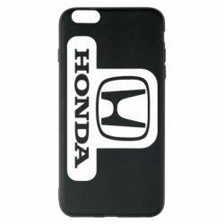 Чехол для iPhone 6 Plus/6S Plus Honda Stik