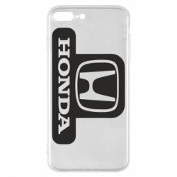 Чехол для iPhone 8 Plus Honda Stik