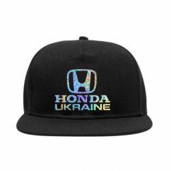 Снепбек Honda Ukraine Голограмма