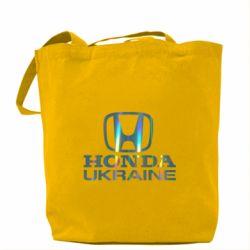Сумка Honda Ukraine Голограмма