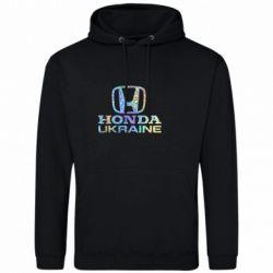 Мужская толстовка Honda Ukraine Голограмма