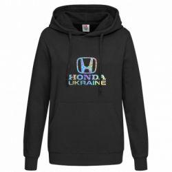 Женская толстовка Honda Ukraine Голограмма