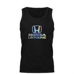 Мужская майка Honda Ukraine Голограмма