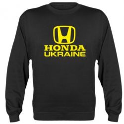 Реглан (свитшот) Honda Ukraine - FatLine
