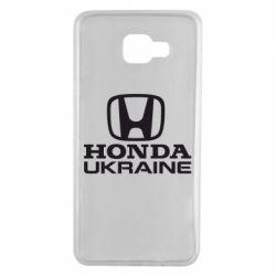 Чехол для Samsung A7 2016 Honda Ukraine