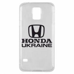 Чехол для Samsung S5 Honda Ukraine