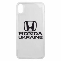 Чехол для iPhone Xs Max Honda Ukraine