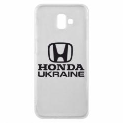 Чехол для Samsung J6 Plus 2018 Honda Ukraine