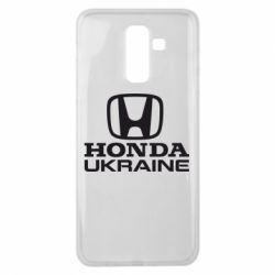 Чехол для Samsung J8 2018 Honda Ukraine