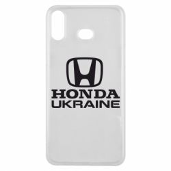 Чехол для Samsung A6s Honda Ukraine