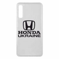 Чехол для Samsung A7 2018 Honda Ukraine