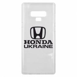 Чехол для Samsung Note 9 Honda Ukraine