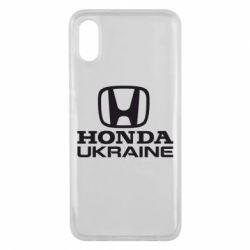 Чехол для Xiaomi Mi8 Pro Honda Ukraine