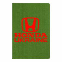 Блокнот А5 Honda Ukraine