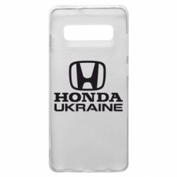 Чехол для Samsung S10+ Honda Ukraine