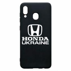 Чехол для Samsung A20 Honda Ukraine