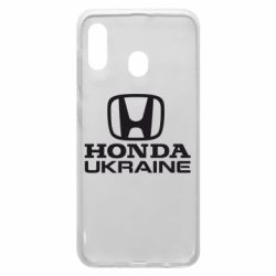 Чехол для Samsung A30 Honda Ukraine