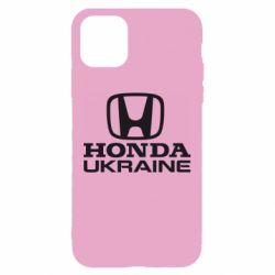 Чехол для iPhone 11 Honda Ukraine
