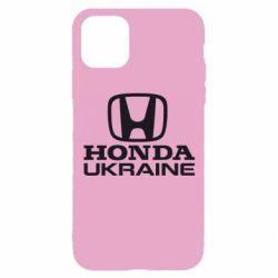 Чехол для iPhone 11 Pro Honda Ukraine