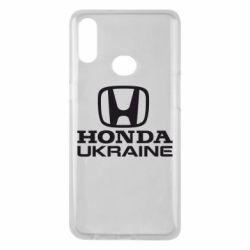 Чехол для Samsung A10s Honda Ukraine