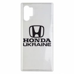 Чехол для Samsung Note 10 Plus Honda Ukraine