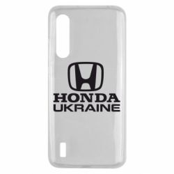 Чехол для Xiaomi Mi9 Lite Honda Ukraine