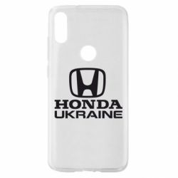 Чехол для Xiaomi Mi Play Honda Ukraine