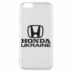 Чехол для iPhone 6/6S Honda Ukraine