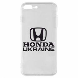 Чехол для iPhone 7 Plus Honda Ukraine