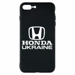 Чехол для iPhone 8 Plus Honda Ukraine