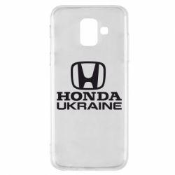 Чехол для Samsung A6 2018 Honda Ukraine