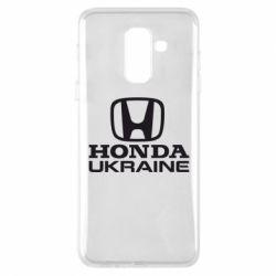 Чехол для Samsung A6+ 2018 Honda Ukraine