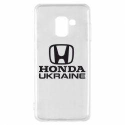 Чехол для Samsung A8 2018 Honda Ukraine