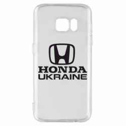 Чехол для Samsung S7 Honda Ukraine