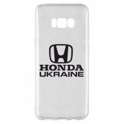 Чехол для Samsung S8+ Honda Ukraine