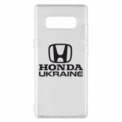 Чохол для Samsung Note 8 Honda Ukraine