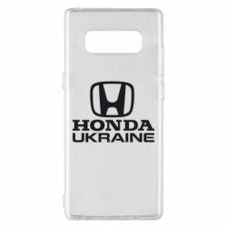 Чехол для Samsung Note 8 Honda Ukraine