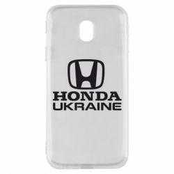 Чехол для Samsung J3 2017 Honda Ukraine