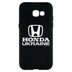 Чехол для Samsung A5 2017 Honda Ukraine