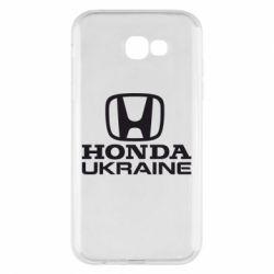 Чехол для Samsung A7 2017 Honda Ukraine