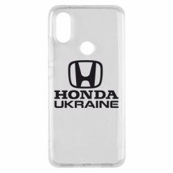 Чехол для Xiaomi Mi A2 Honda Ukraine