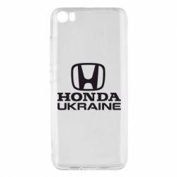 Чехол для Xiaomi Mi5/Mi5 Pro Honda Ukraine