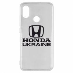 Чехол для Xiaomi Mi8 Honda Ukraine