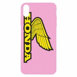 Чохол для iPhone Xs Max Honda Vintage Logo