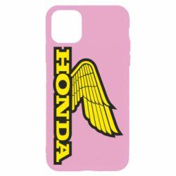 Чохол для iPhone 11 Pro Honda Vintage Logo
