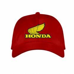 Детская кепка Honda Vintage Logo - FatLine