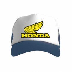 Дитяча кепка-тракер Honda Vintage Logo