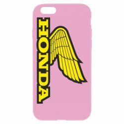Чохол для iPhone 6/6S Honda Vintage Logo